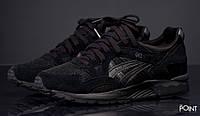 Мужские кроссовки Asics Gel Lyte V Black/Grey , фото 1