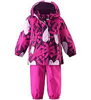 Зимний комплект для девочки Reima MISTELI 513100 - 4901. Размеры  80 и 98., фото 1