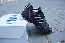 Кроссовки подростковые VEER черные,кожаные., фото 2