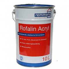 Матовая защитная краска Rofalin Acryl