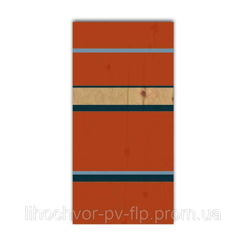 Декоративное панно Wood carpet 12