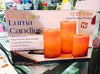 Светодиодные свечи Luma Candles с пультом