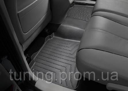 Коврики салона задние черные Toyota Venza Weathertech