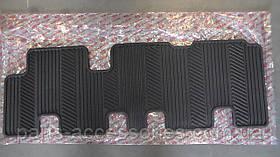 Резиновый коврик на третий 3 ряд Kia Sorento 2011-13 новй оригинальный
