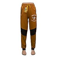 Трикотажные брюки на манжете пр-во Турция 2202N-1