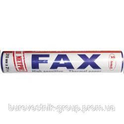 "Бумага для факсов 210х21м ""ROMA"""