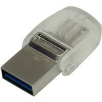 Flash Kingston DT Microduo 3С 32Gb Type-C 3.0 флешка