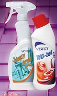 Жидкость чистящая универсальная + средство для унитаза V-BRUDSPRAY+WC