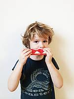 """Музыкальный инструмент """"Гармоника"""" (цвет красный), Kid О"""