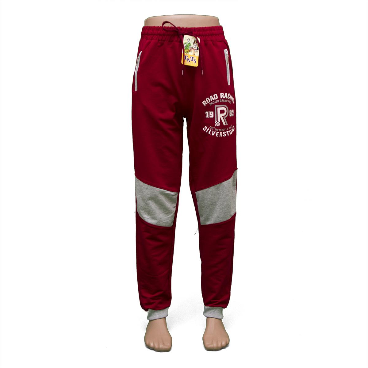 Трикотажные брюки на манжете пр-во Турция 2202N-3