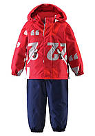 Детский зимний комплект для мальчиков Reima Nappaa 513099-3831. Размер 80-98.