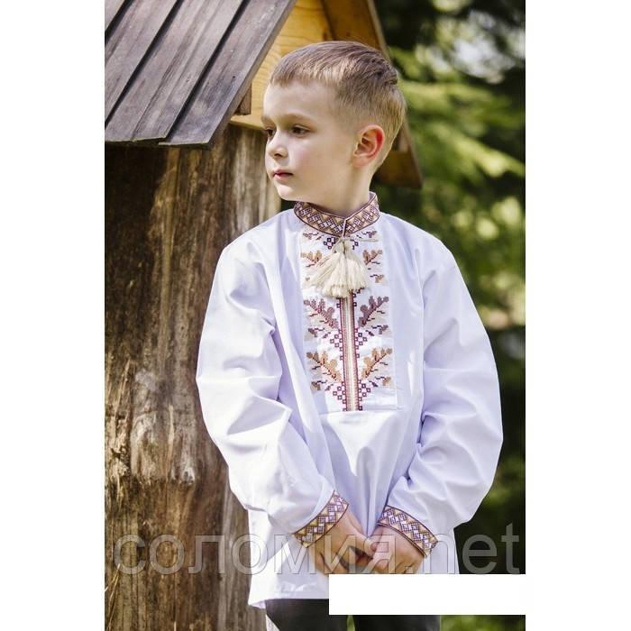 Вишиванка для хлопчика. Вышиванка для мальчика. Все размеры от 1 до 12 лет - 4de0cb78ae604