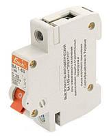 Выключатель автоматический ВА1-63 1 полюс  1,6A  4,5кА  х-ка С
