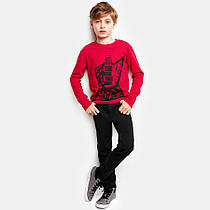 Джинсы черные на мальчика 8 лет  Skinny Jeans The Children's Place (СШA)