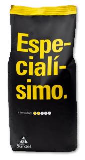 Кофе в зернах Burdet Especialisimo 500г