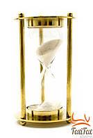 Песочные часы в морском стиле