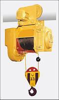 Таль электрическая ТЭ 1013Б г/п 10т высота 20м
