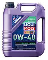 Моторное масло Liqui Moly Synthoil Energy 0W-40 4л