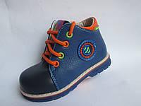 Демисезонные ботинки на мальчиков от бренда Clibee(Румыния) разм (с 21-по 26)