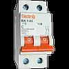 Выключатель автоматический ВА1-63 2п 20A  4,5кА  х-ка С