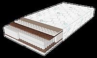 Матрас Экстра нестандартный размер Extra ЕММ h22 Sleep&Fly зима-лето кокос независимые пружины 150кг