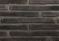 Кирпич ручной формовки Графит Длинноформатный (плинфа)