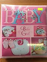 Фотоальбом EVG 100 фоторамок Baby Girl
