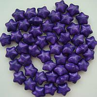 Сургуч порционный для печати декоративный, фиолетовый