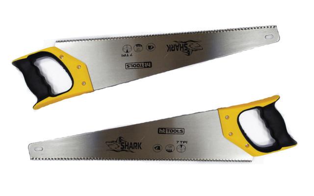 Пилы и ножовки разные (Topex, HTtools, ЦентроИнстумент)