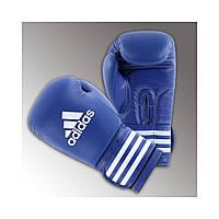 Боксерские перчатки Adidas Ultima (красные, синие)