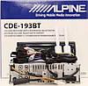 Автомагнитола Alpine CDE-193BT, фото 5