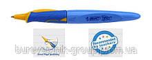 Ручка автоматическая шариковая обучающая BIC Kids Синяя