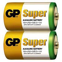 Батарейка GP SUPER LR20 (1шт)