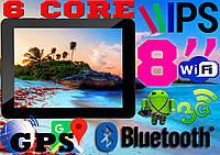 СУПЕР планшет ТЕЛЕФОН GoClever TAB M813G 6 ЯДЕР, 3G, GPS,  IPS