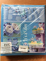 "Фотоальбом EVG Baby ""Collage Blue"""