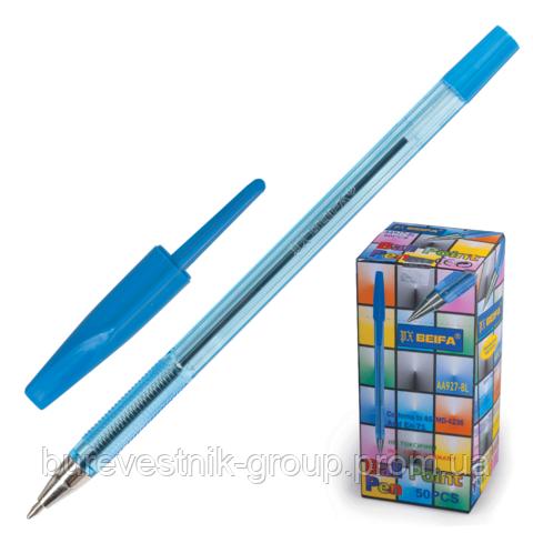 Ручка шариковая BEIFA 927 синяя