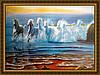 Картина в багетной раме Из морской пены 300х400мм №502