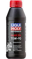 Трансмиссионное масло Liqui Moly Motorbike Gear Oil 75W-90 0.5л