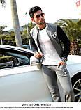 РАЗНЫЕ цвета Lamborghini original мужской (унисекс) спортивный костюм, фото 7