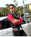 РАЗНЫЕ цвета Lamborghini original мужской (унисекс) спортивный костюм, фото 8
