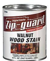 Морилка для дерева Zip-Guard WOOD STAIN (зип гард)-0,946л, мебель,пол,паркет,столярные изделия(США)