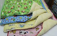 Одеяло детское голд меховое 110*140 хлопок (2898) TM KRISPOL Украина