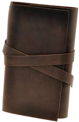 Стильный кожаный софт-бук Hipster BlankNote BN-SB-1-st-hipst ореховый