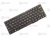 Оригинальная клавиатура для ноутбука Asus T100TA, T100TAF, T100TAL, T100TAM series, black, ru, без рамки