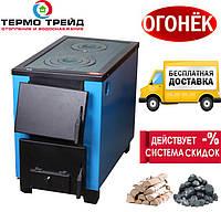 Твердотопливный котел Огонек КОТВ-17.5B.