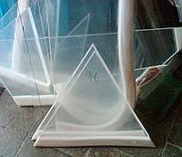 Оргстекло литое прозрачное 2 мм ТОСП