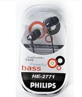 Наушники Philips HE-2771 bass