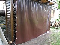Завесы из ПВХ ткани для дров, фото 1