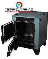 Твердотопливный котел Огонек КОТВ-30д.