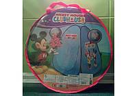 Палатка детская игровая Mickey Mouse A999-201